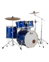 "Pearl Export 22"" American Fusion Drum Kit - High Voltage Blue"