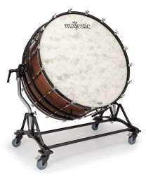 Majestic Prophonic Bass Drum with Concert Stand