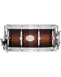 "Majestic 14""x6.5"" Walnut Prophonic Snare Drum"