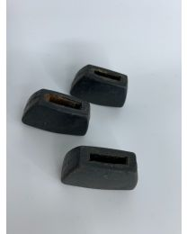 Rubber Feet for snare stand - set of three