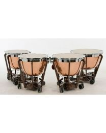 Adams Professional Gen II Copper Cambered-Hammered Timpani