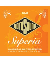 Rotosound CL2 Superior Nylon Tie On Classical Guitar Strings