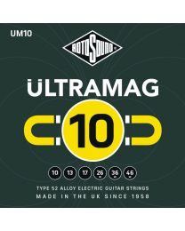 Rotosound Ultramag UM10 Type 52 Alloy Electric Strings 10-46