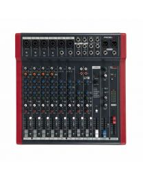 Proel MQ12USB 12 Channel Mixer with Effects