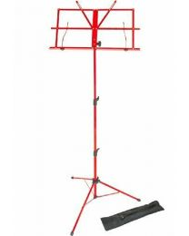 Lawrence LMS-02 Music Stand - Red