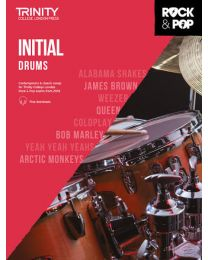Trinity College London Rock & Pop 2018 Drums Initial