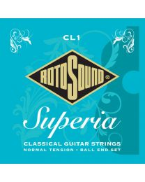 Rotosound CL1 Superior Nylon Ball End Classical Guitar Strings