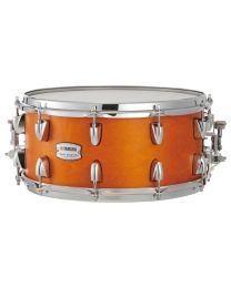 "Yamaha Tour Custom 14x6.5"" Snare Drum - Caramel Satin"