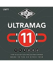 Rotosound Ultramag UM11 Type 52 Alloy Electric Strings 11-48