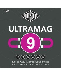 Rotosound Ultramag UM9 Type 52 Alloy Electric Strings 9-42