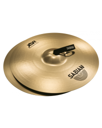 "Sabian 18"" XSR Concert Band Clash Cymbals - B-stock"